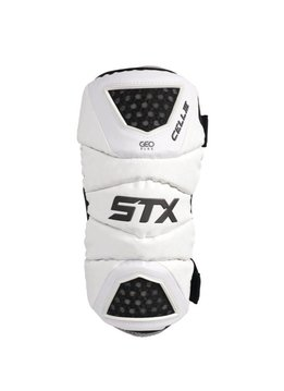 STX STX CELL III ARM PADS - WHITE/WHITE,LARGE