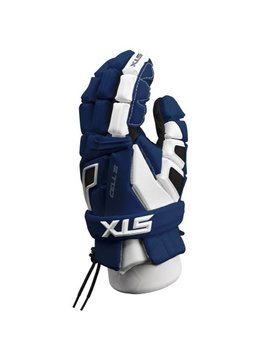 STX STX CELL III GLOVES -NAVY/WHITE,LARGE
