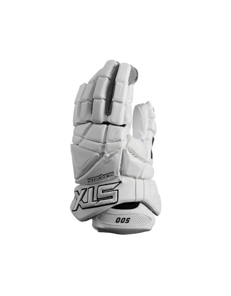 STX STX SURGEON 500 GLOVES -WHITE,LARGE