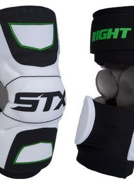 STX STX CELL WHITE/BLACK - ARM PAD,MEDIUM