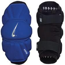 NIKE VAPOR ARM PADS - ROYAL,MEDIUM