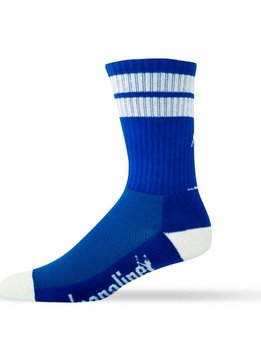 ADRENALINE ADRENALINE MESHTOP SOCK ROYAL/WHITE LARGE