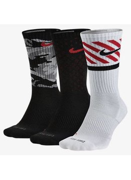NIKE NIKE DRI FIT COTTON 3 PACK -