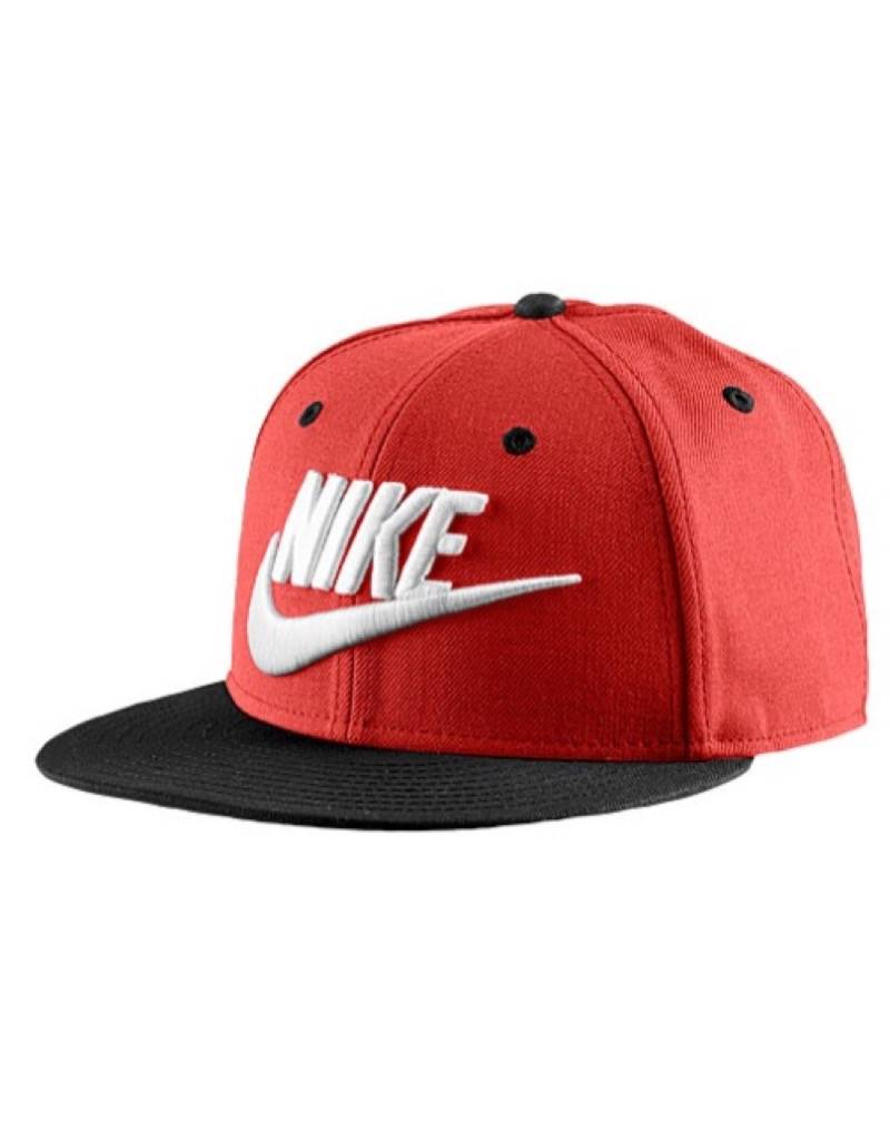 NIKE NIKE FUTURA TRUE 2 HAT, RED, OSFM