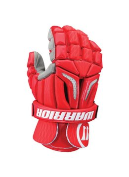 WARRIOR LACROSSE WARRIOR BURN PRO GLOVE, RED, 13