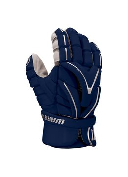 WARRIOR LACROSSE WARRIOR EVO GLOVE, NAVY, L