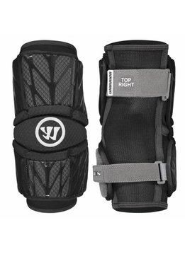 WARRIOR LACROSSE WARRIOR BURN ARM PAD, BLACK, L