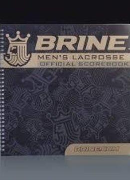 Brine BRINE MENS SCOREBOOK
