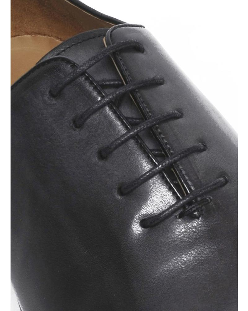 XOOS Dark grey One cut Richelieu XOOS shoes