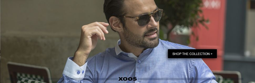 Welcome to XOOS.CA, the website of fine shirting in fitted and regular cut.