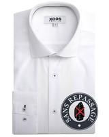 XOOS White dress shirt for men (Non-Iron)