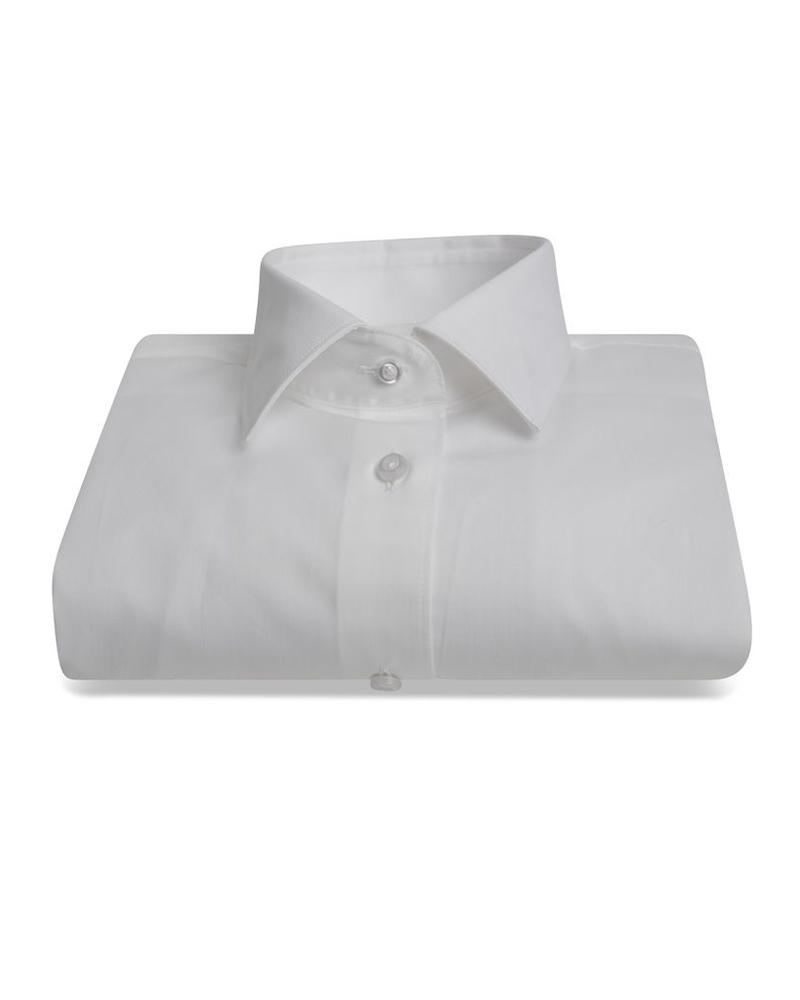 XOOS WOMEN White fitted dress shirt