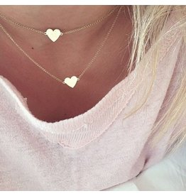 Jewelry 34 Heart Charm Necklace