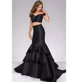 Formalwear Jovani Two Piece Off The Shoulder Mermaid Prom/Formal Dress