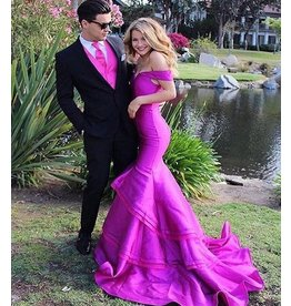 Formalwear Jovani Off The Shoulder Prom/Formal Dress