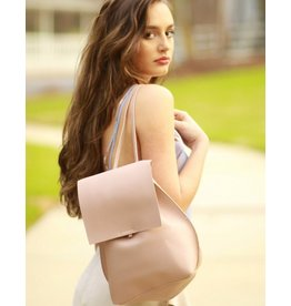 Accessories 10 Slouchy Thin Strap Backpack