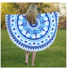 Accessories 10 A Summer To Remember Round Beach Towels