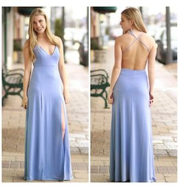 Dresses 22 Yours Truly Blue Maxi Dress