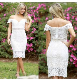 Dresses 22 Love In Lace Off Shoulder Dress