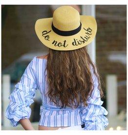 Accessories 10 Do Not Disturb Summer Hat