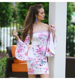 Dresses 22 Creme De La Floral Dress