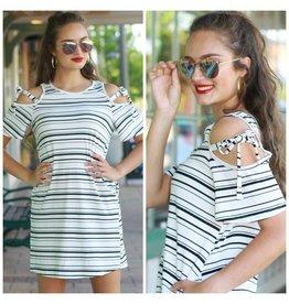 Dresses 22 Summer In The Sun Striped Dress