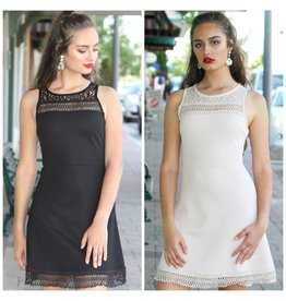 Dresses 22 Crochet Summer Fit and Flare Dress