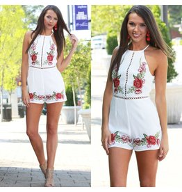 Rompers 48 Grow With It Rose Romper