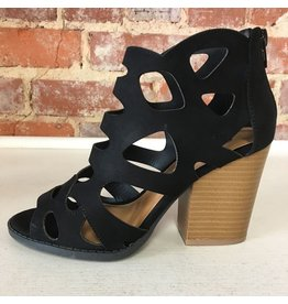 Shoes 54 Day Tripping Summer Black Sandal
