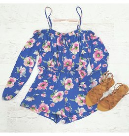 Rompers 48 Brighten Up in Summer Florals Romper