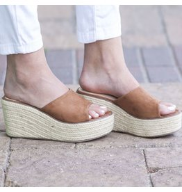 Shoes 54 Tan Tastic Summer Espadrille