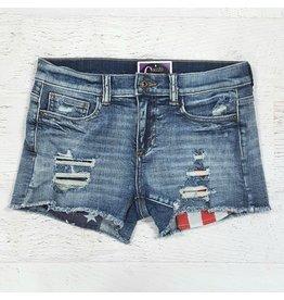 Shorts 58 Americana Pocket Summer Denim Shorts