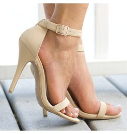 Shoes 54 Head Over Heels Nude