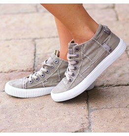 Shoes 54 Charlie Canvas Taupe Sneakers