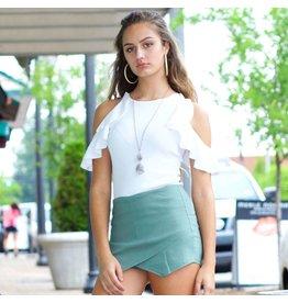 Shorts 58 Best of Fall Olive Skort