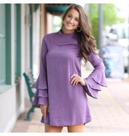 Dresses 22 Emilen Ruffle Sleeve Dress