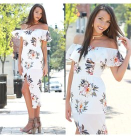 Dresses 22 Falling For Florals Dress