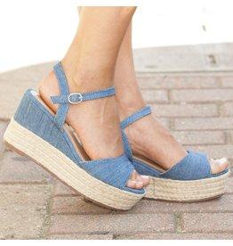 Shoes 54 Denim Espadrilles
