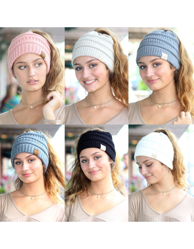 Accessories 10 Fall/Winter CC Doll Ponytail Hat