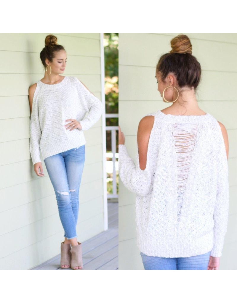 Tops 66 Back In Mind Sweater