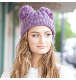 Accessories 10 CC Doll Pom Pom Hat