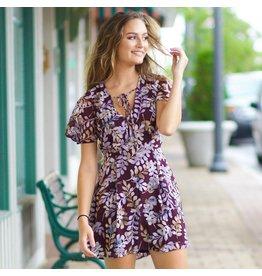 Dresses 22 Fall Essential Lavender Floral Dress