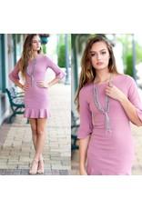 Dresses 22 Class Act Ruffle Dress