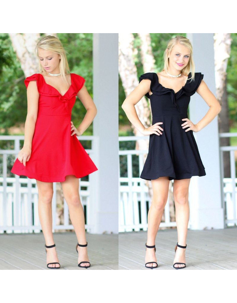 Dresses 22 Fit and Flare Party Dress