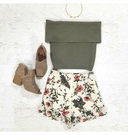 Shorts 58 Reason To Floral Shorts