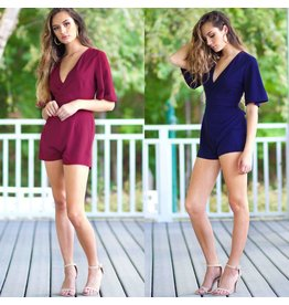 Rompers 48 Class Act Romper