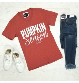 Tops 66 Pumpkin Season Fall T-Shirt