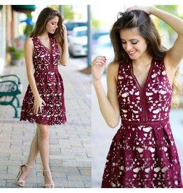 Dresses 22 Fall Occasion Burgundy Dress
