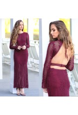 Dresses 22 All Nighter Open Back Lace Dress