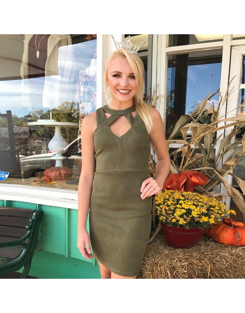 Dresses 22 Date Night Olive Dress